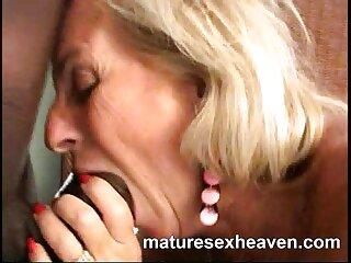 سکس در روستای دهاتی مادربزرگ سکسی باز و تهدید با چاقو
