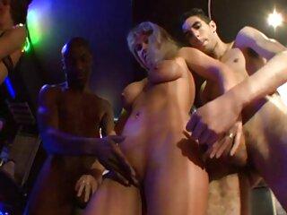 Anchka به پایان می رسد تا با سری وب هندی سکسی سه عضو ، دختر خجالتی در double_penetration صورت